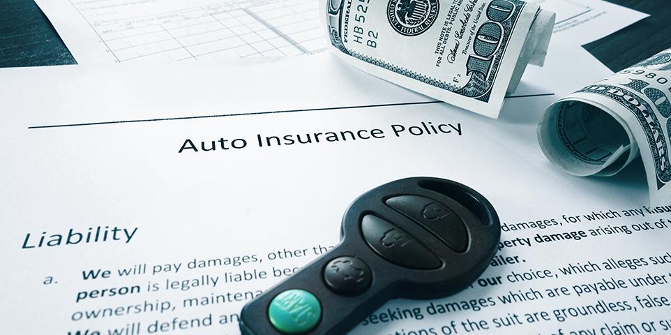 Auto Insurance Coverage Plan