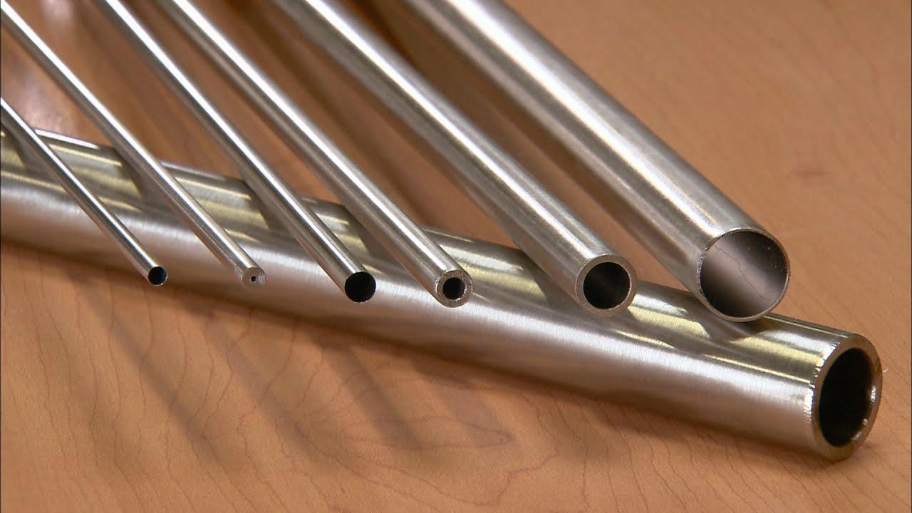 Stainless steel tube0
