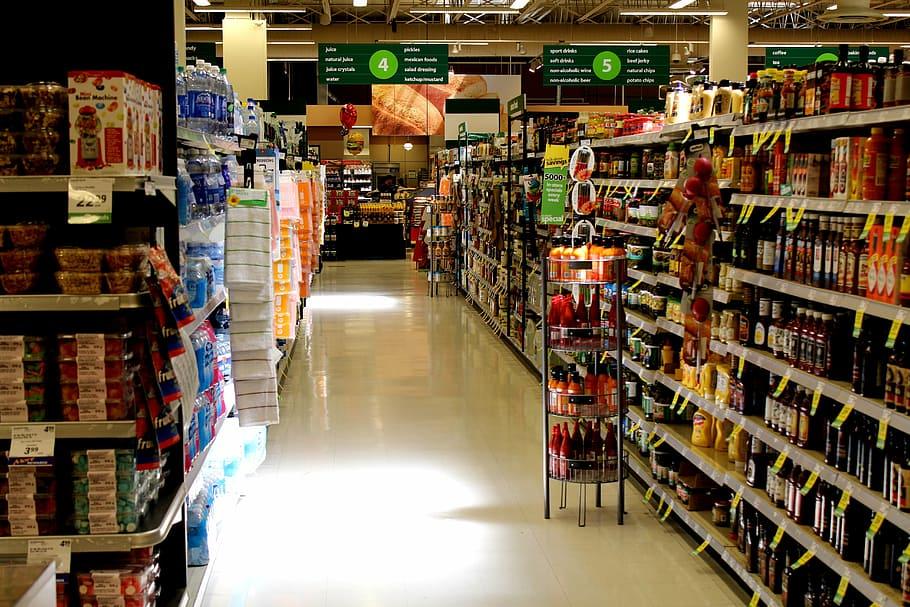 Supermarket Business